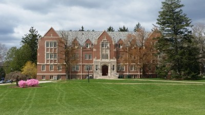 An image of the Family Studies Building